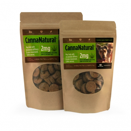 Healthy Hemp Pet Company CannaNatural