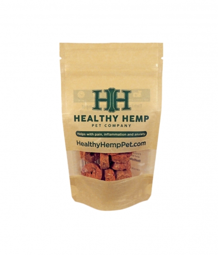 Healthy Hemp Pet Company CannaNatural Trial Bag