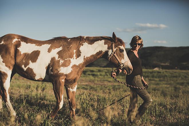 Healthy Hemp Pet Testimonial Equine CannaDrops Lucy