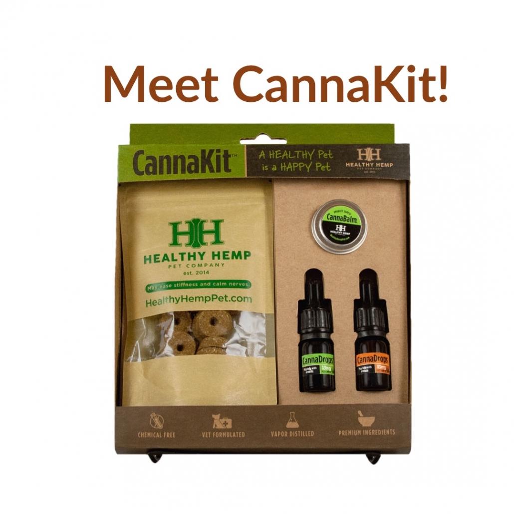 Meet Healthy Hemp Pet Company CannaKit